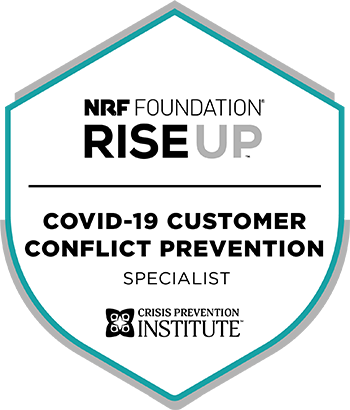 COVID-19 Customer Conflict Prevention Specialist